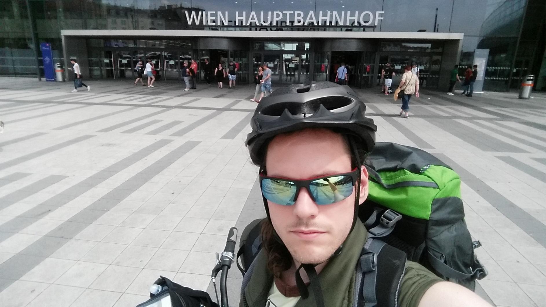 Anreise von Wien ins Allgäu