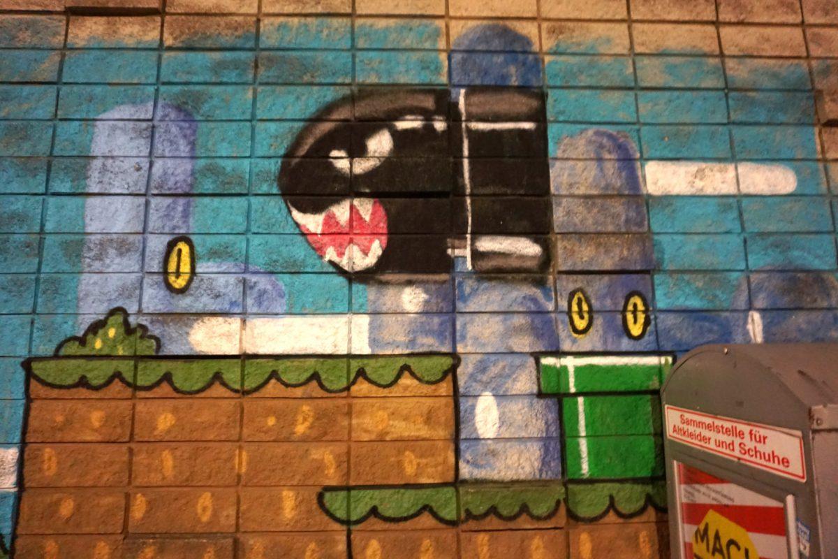 Small Nintendo Wonderland (Wien, 5. Bezirk)